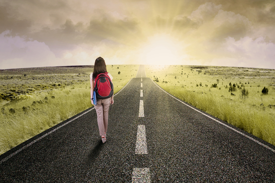 Long Journey For Success